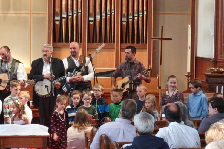 Brunner Family Bluegrass 2016